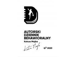 Dziennik Behawioralny Kołcza Majka - Q3 2020 - w wersji PDF
