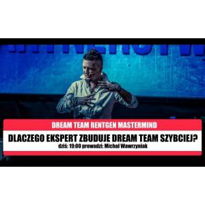 Dlaczego EKSPERT zbuduje DREAM TEAM szybciej?