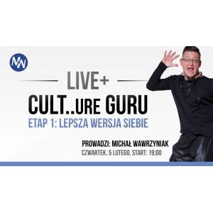 LIVE+: CULTU..RE GURU