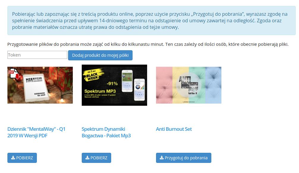 Instrukcja pobrania Dziennika w PDF